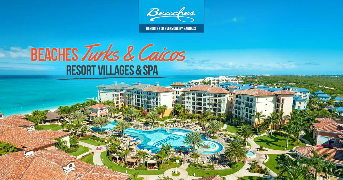 Beaches Turks & Caicos Is Your Family Paradise