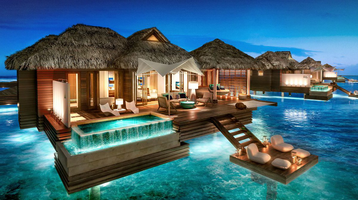 Sandals Over-Water Bungalows: Are They Worth It